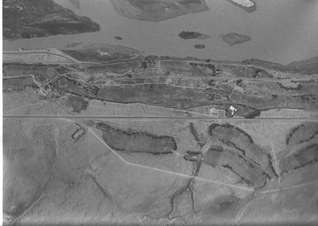 Developing The Area Aerial View Of Developing Golf Course Jpg