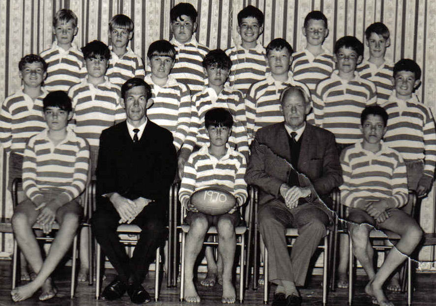 1970 rUGBY TEAM