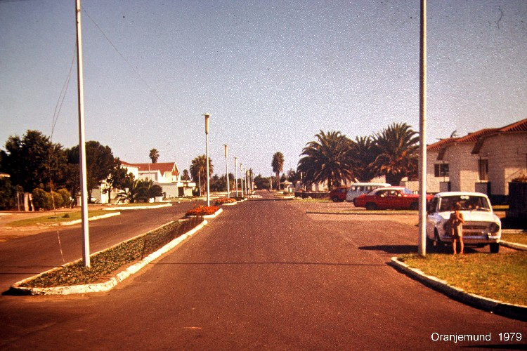 The Main Road in Town